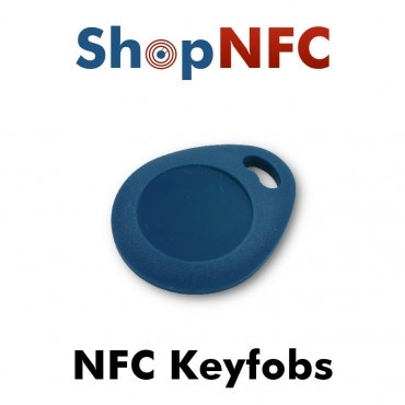 NFC Keyrings - Premium