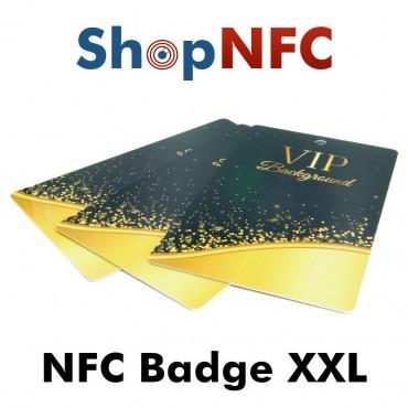 Placa NFC XXL - Impresión Offset