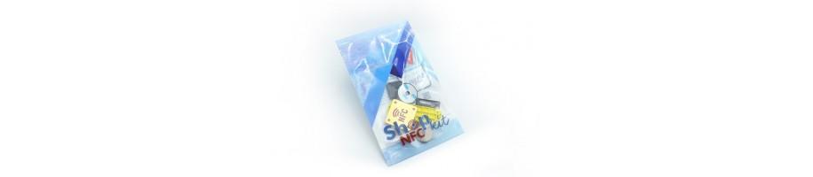 Kits de Etiquetas NFC mixtas