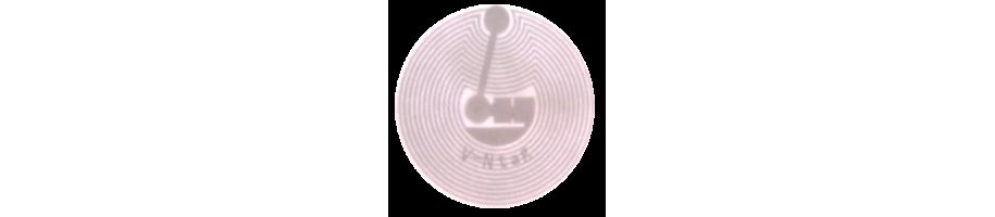 Tag NFC NTAG203 - 137 bytes de mémoire