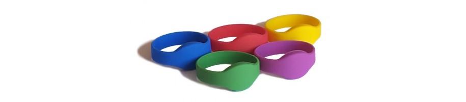 Bracelets NFC, durables ou jetables