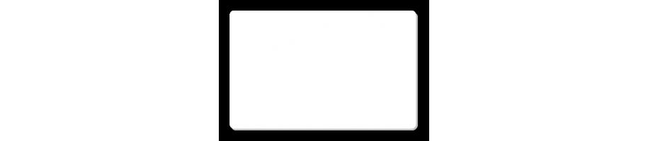 Tarjetas NFC blancas