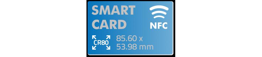 Cartes NFC personnalisées