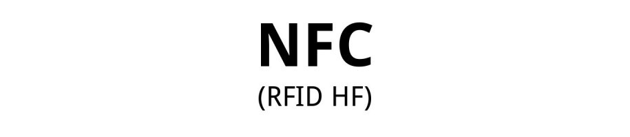 HF RFID (NFC) 13.56 MHz - High Frequency RFID