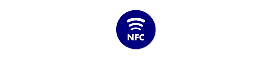 Étiquettes NFC déjà imprimées