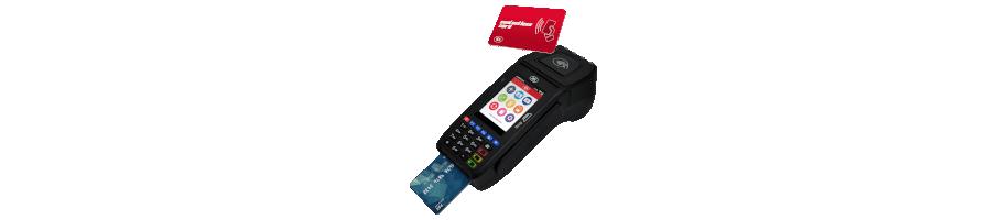 Geräte für kontaktlose Zahlungen