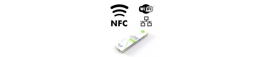 Lectores NFC con conexión web