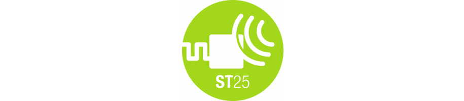 NFC Tags with ST25TV chip