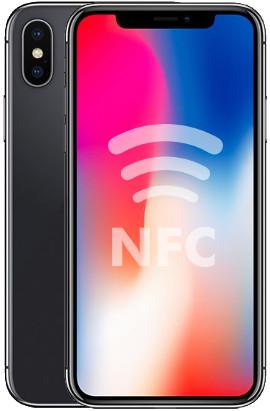 iPhone X - NFC