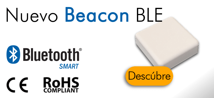 Smart Beacon Bluetooth Low Energy