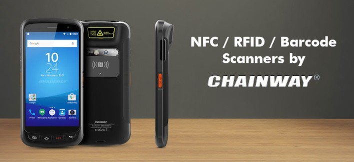 Lectores RFID por Chainway