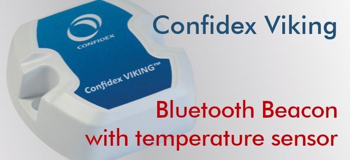 Confidex Viking - Bluetooth BLE Beacon