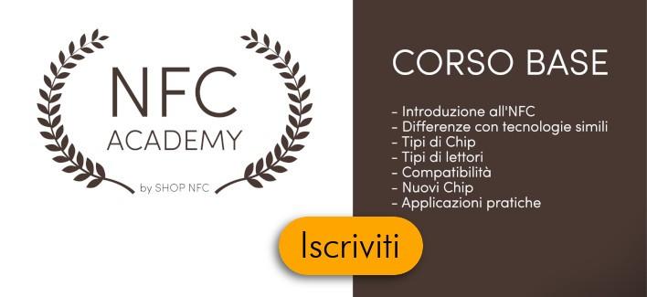 NFC Academy - Corso base sulla tecnologia NFC