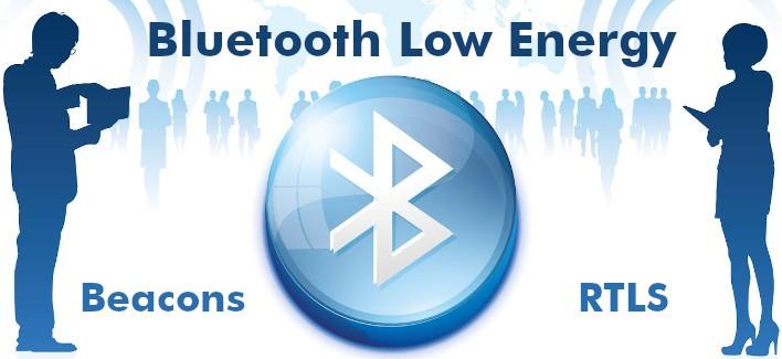 BLE Beacons und Gateways - RTLS-Lösungen