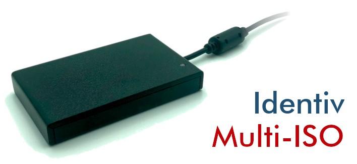 Identiv Multi-ISO 14443/15693
