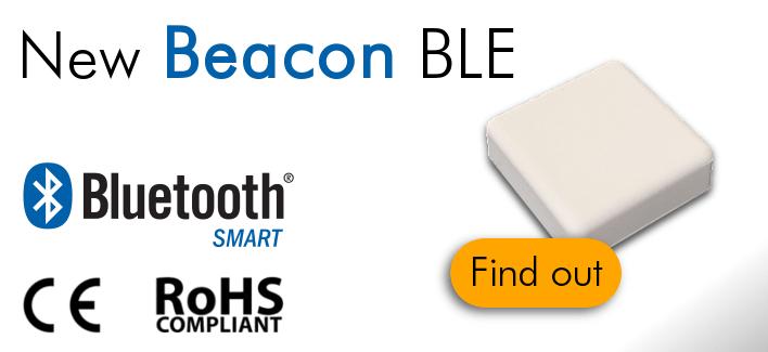 Smart Beacon Bluetooth Low Energy