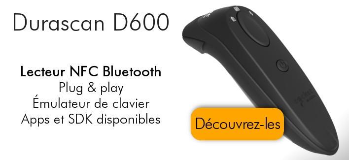 Lecteur NFC Bluetooth