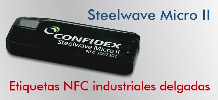 Confidex Steelwave Micro II NFC