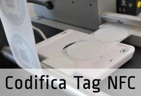 Programmazione Tag NFC