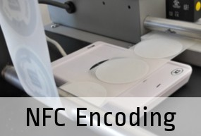 Encoding Service of NFC Tags