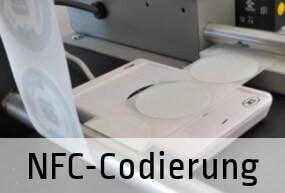 Kodierungsdienst für NFC-Tags
