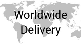 Worldwide Delivery. Check shipping fees.