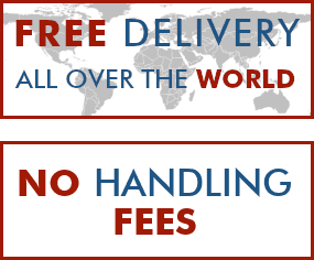 True story: NO shipping fees - NO handling fees